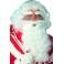 Kit Perruque et barbe Père Noël