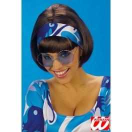 Grosses lunettes rondes années 70