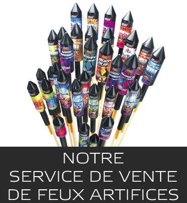 vente de feux d'artifices pour particuliers et professionnels sur Dijon et la Bourgogne